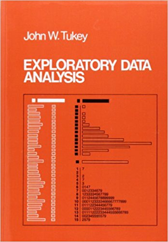 Exploratory Data Analysis , 1977