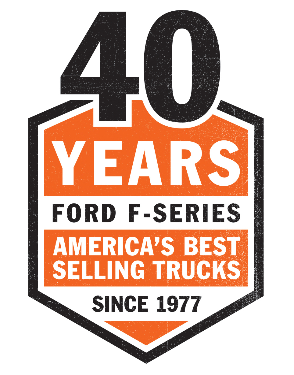 1977-2017: Ford F-Series.