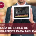 Guía de estilo de gráficos para Tableau, Airef