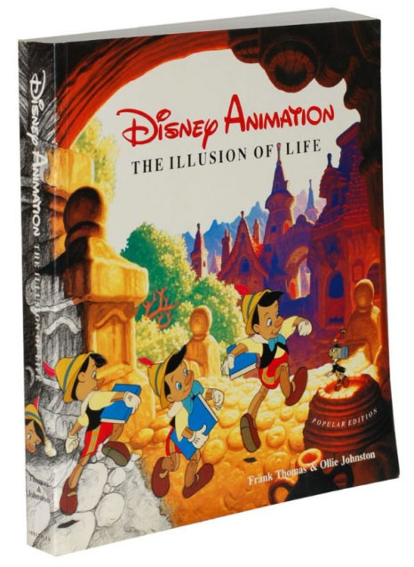 The Illusion Of Life Disney Animation – Frank Thomas & Ollie Johnston