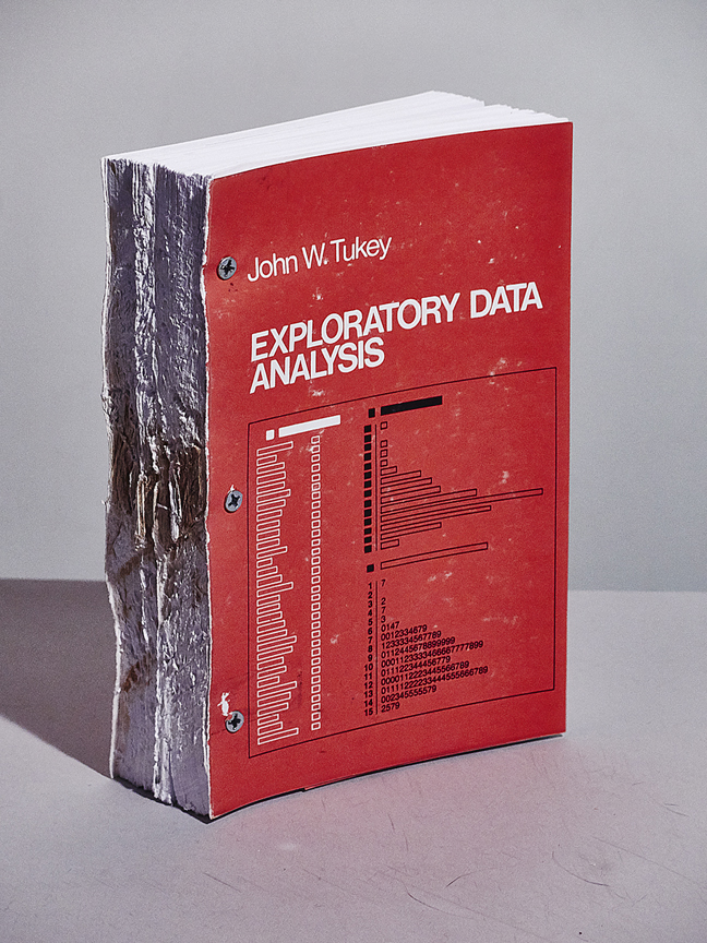 Exploratory Data Analysis, John W. Tukey, 1977