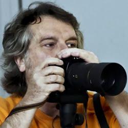 Gerardo Ametxazurra, redactor jefe de Ilustración e Infografía en Diario16.