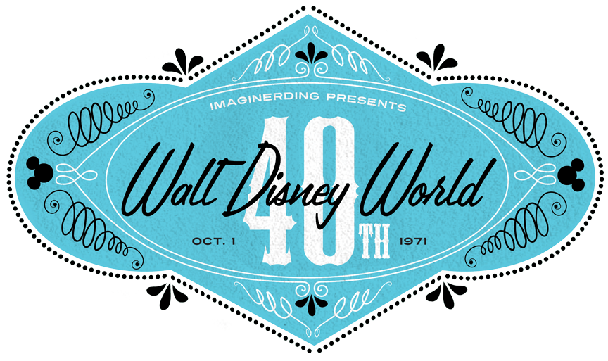 1971-2011, Walt Disney World