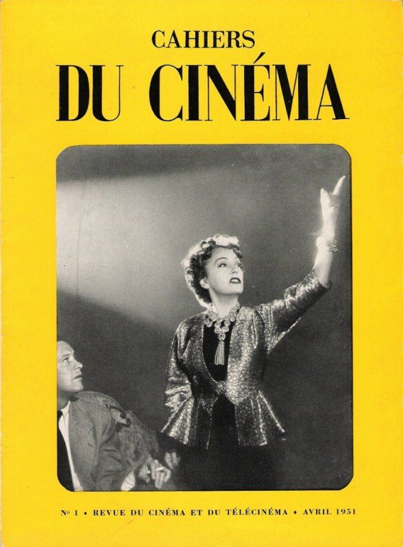 Primer número de la revista, abril de 1951: William Holden and Gloria Swanson in Sunset Boulevard.