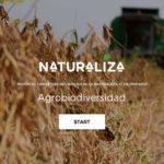 Portada de un recurso didáctico de Naturaliza, proyecto educativo de Ecoembes.